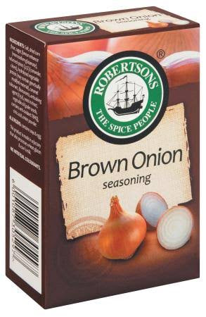Robertsons Brown Onion Season Refill 80g
