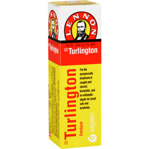 Lennon Turlington Tincture 20ml
