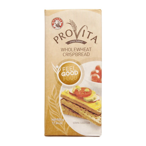 Bakers ProVita Wholewheat Crispbread
