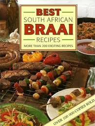 Best South African Braai Recipes Book - Christa Kirstein (English)