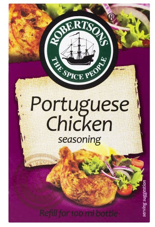 Robertsons Portugese Chicken Refill 75g
