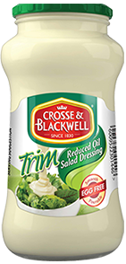 Crosse & Blackwell Trim Salad Dressing 790g