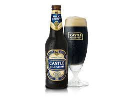 Castle Milk Stout Bottle 6 Pack