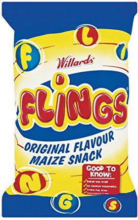 Willards Flings Original Flavour 150g