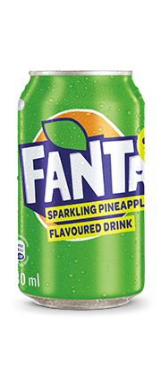 Fanta Pineapple Can