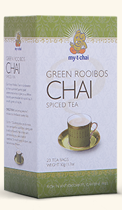 My-T-Chai Green Rooibos Chai Spiced Tea