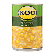 KOO Sweetcorn Cream Style