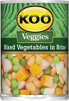 KOO Mixed Vegetables in Brine