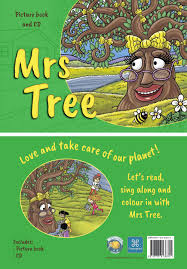 Mrs Tree by Elise Fourie