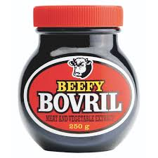 Beefy Bovril Meat and Vegetable Extract 250g