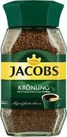Jacobs Kronung Freeze Dried Instant Coffee 200g