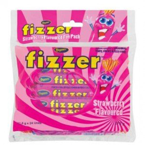 Beacon Fizzer Strawberry Fun Pack 24 units