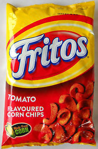 Fritos Tomato Ribbons 120g