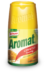 Aromat Cheese shaker