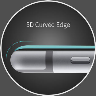 3D Curved Edge Glass treatment