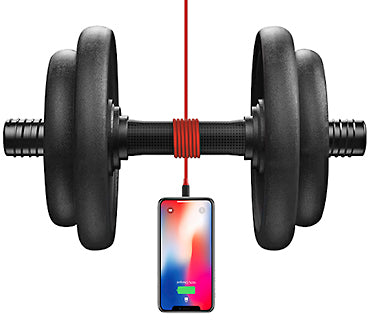 FlexLink Super strength Lightning Cable