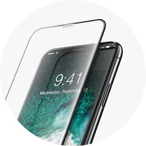 JCPal Tempered Glass Screen Protectors
