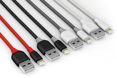 JCPal FlexLink Premium Quality MFi Lighting Cable