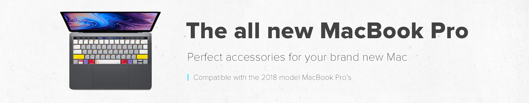 The perfect accessories for the 2018 MacBook Pro