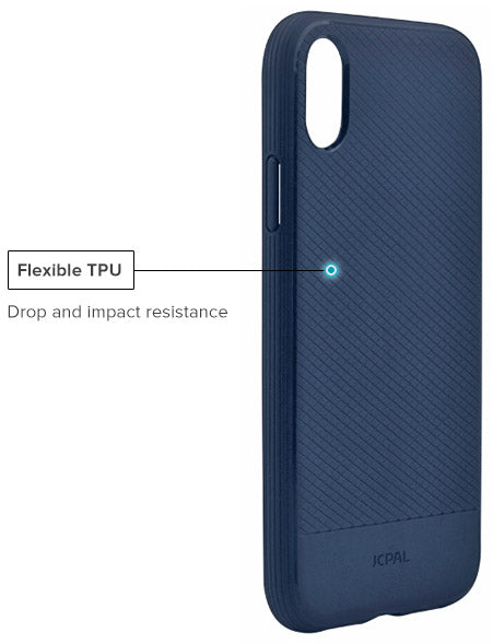 iGuard Rebound Case is made with durable TPU material