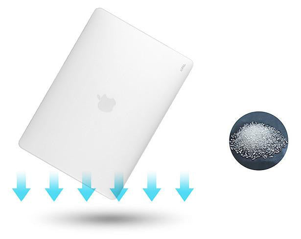 MacGuard Classic Protective Shell for MacBook Pro - Superior Drop Protection