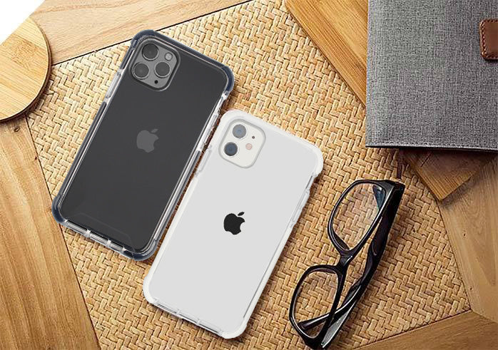 iGuard DualPro is precisely molded for iPhone 11 Pro