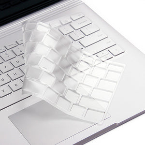FitSkin Clear Keyboard Protector for Surface Book