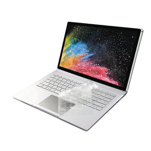 FitSkin Clear Keyboard Protector for Surface Book 2
