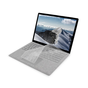 FitSkin Clear Keyboard Protector for Surface Laptop 1/2