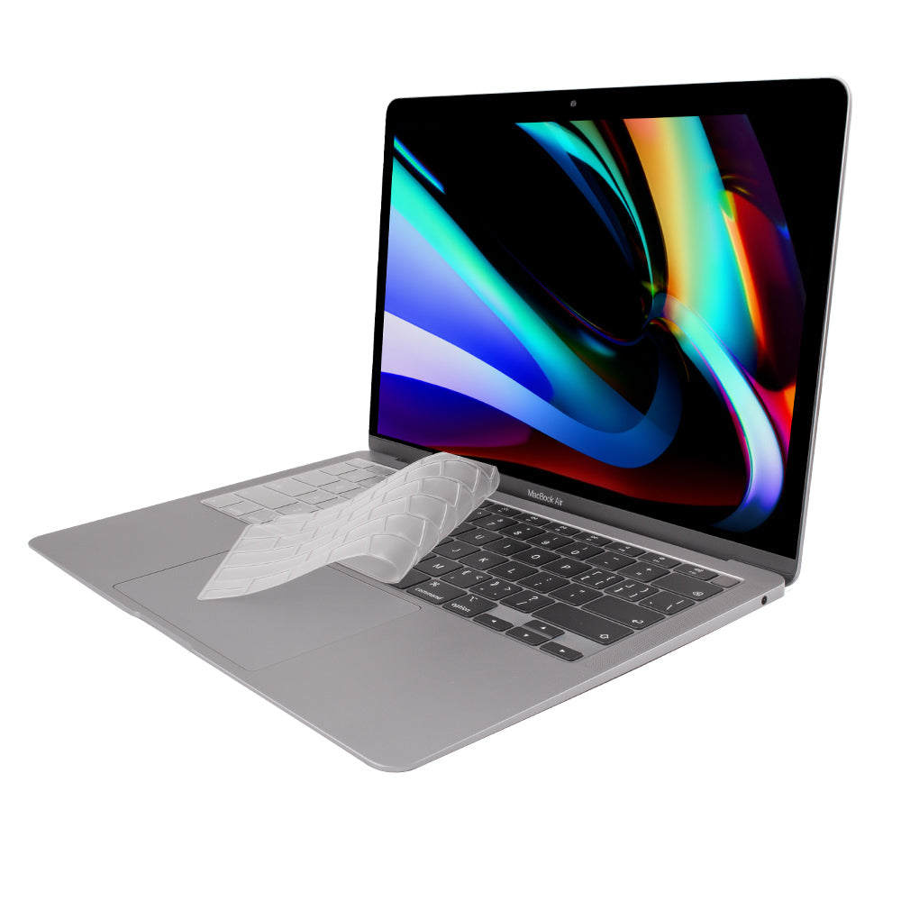 FitSkin Clear Keyboard Protector for MacBook Air (2020)
