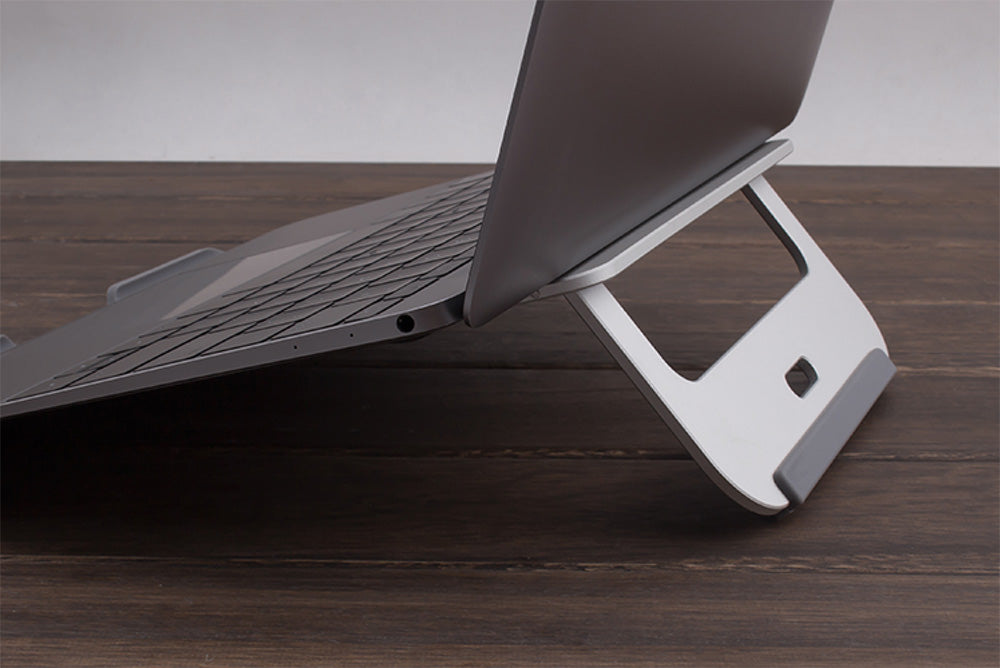 Folding Aluminum Laptop Stand