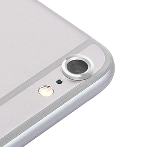JCPal Accessories iPhone 6 Camera Lens and Touch ID protection set