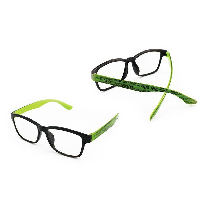 JCPal Accessories Vision Anti Blue Light Glasses Candy Green