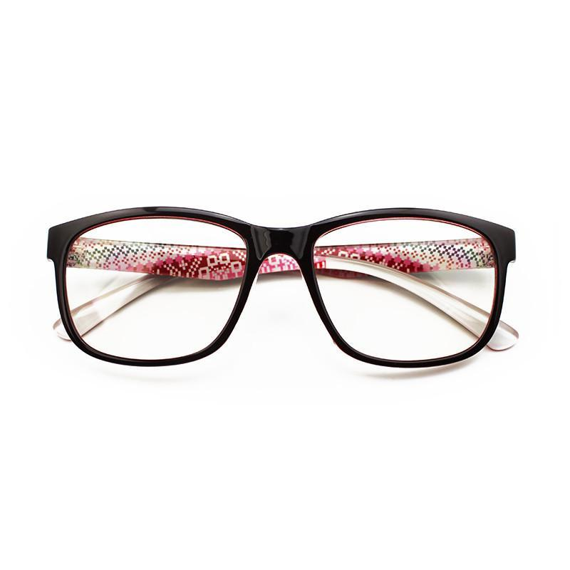 JCPal Accessories Vision Anti Blue Light Glasses Candy Pink