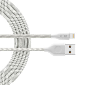 JCPal Cable FlexLink Lightning to USB Cable White