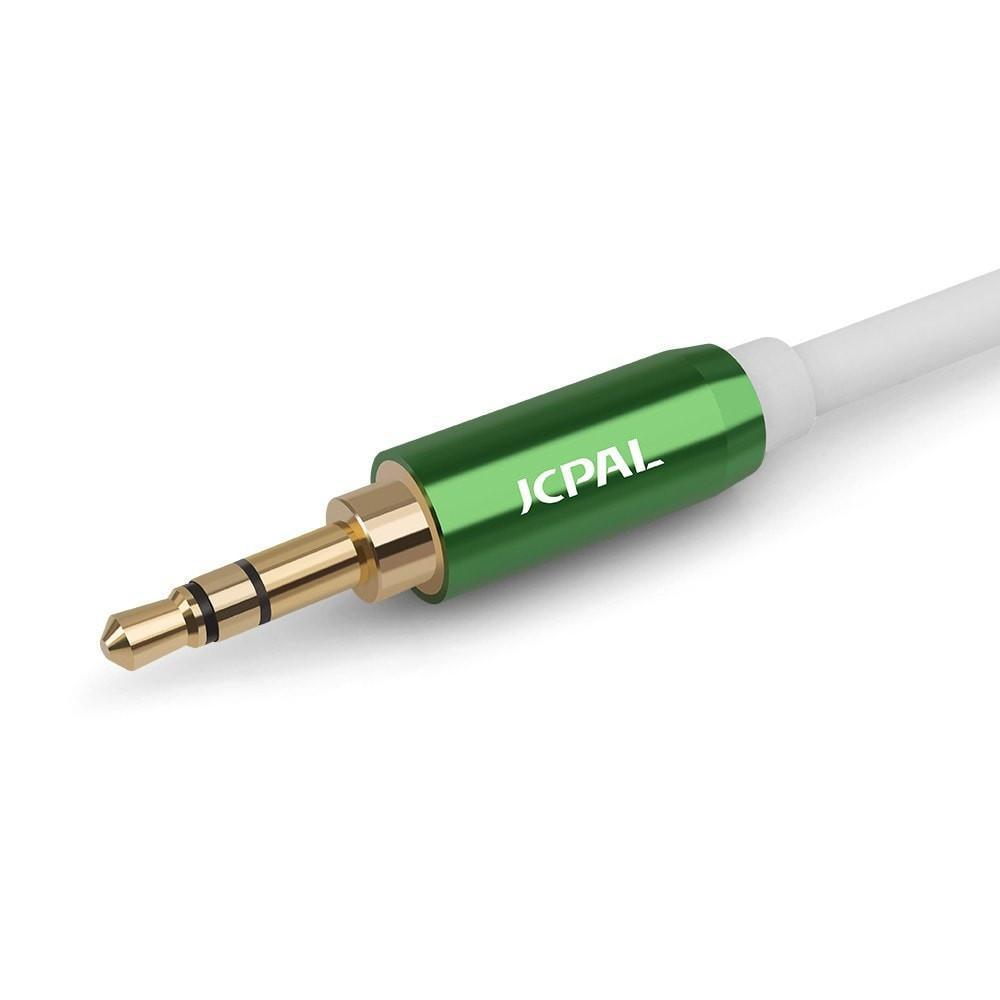 JCPal Cable LiNX AUX Cable 3.5mm Stereo Audio
