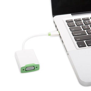 JCPal Cable Mini DisplayPort to VGA Adapter