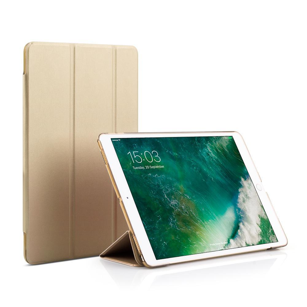 JCPal Case Casense Folio Case for iPad 9.7-inch Gold