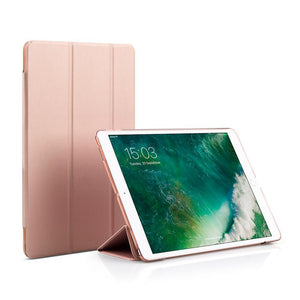 JCPal Case Casense Folio Case for iPad 9.7-inch Rose Gold