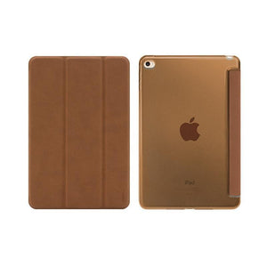 JCPal Case Casense Folio Case for iPad Mini 4 Brown