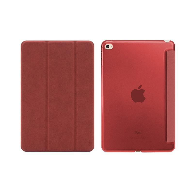 JCPal Case Casense Folio Case for iPad Mini 4 Burgundy