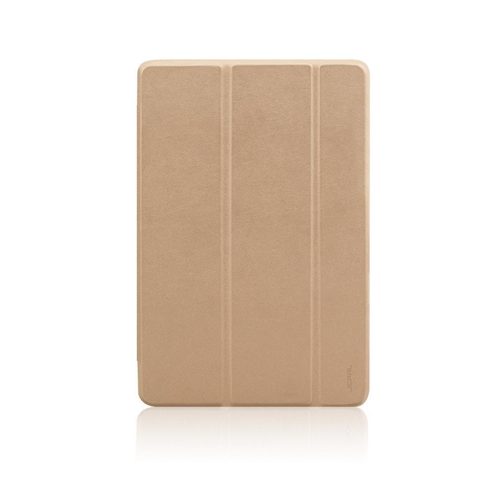 JCPal Case Casense Folio Case for iPad Mini 4 Gold