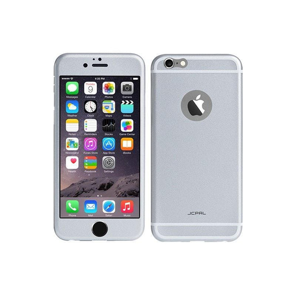 JCPal Case Casense iPhone 6 2-in-1 Case Set Gray