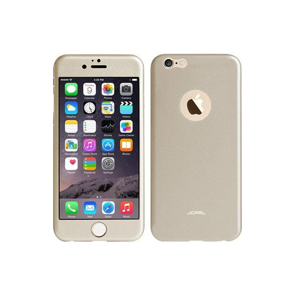 JCPal Case Casense iPhone 6 Plus 2-in-1 Case Set Gold