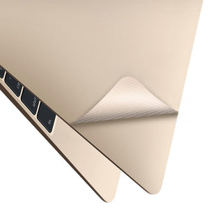 JCPal Case MacGuard Complete Protective Film Set for the New MacBook 12""