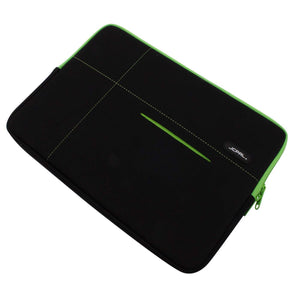 JCPal Case Neoprene Classic Sleeves 13in Green/Black