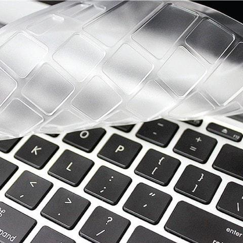 "JCPal Keyboard Protector FitSkin Ultra Clear Keyboard Protector for MacBook Air (US Layout) MacBook Air 11"" US Layout"