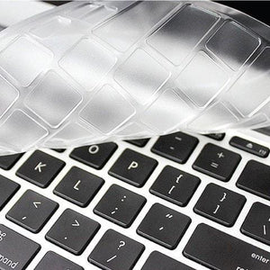 JCPal Keyboard Protector FitSkin Ultra Clear Keyboard Protector for MacBook Pro (US Layout)