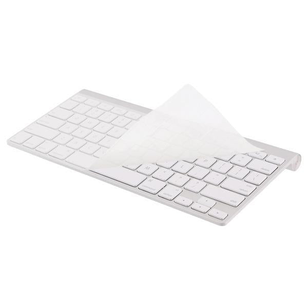 JCPal Keyboard Protector FitSkin Ultra Clear Keyboard Protector for the Wireless Keyboard