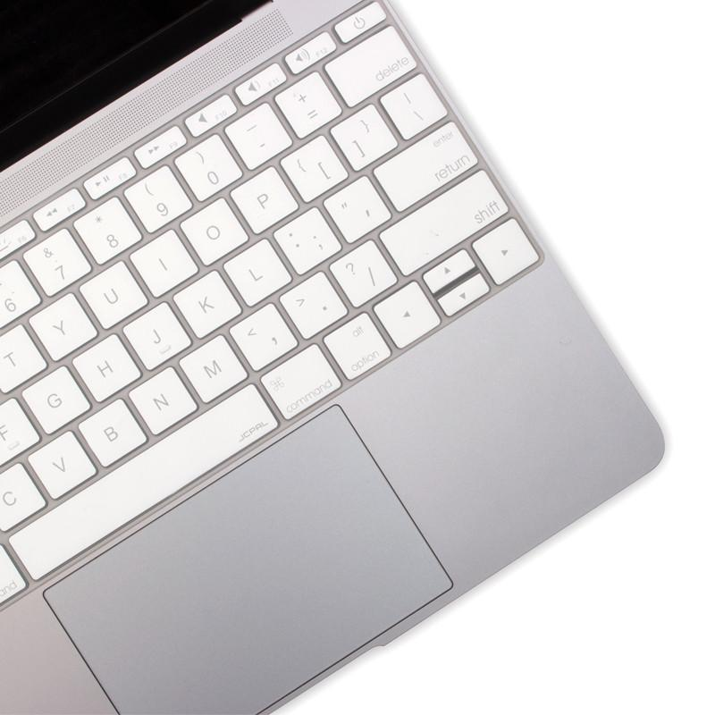 JCPal Keyboard Protector VerSkin Keyboard Protector (US-Layout, White)